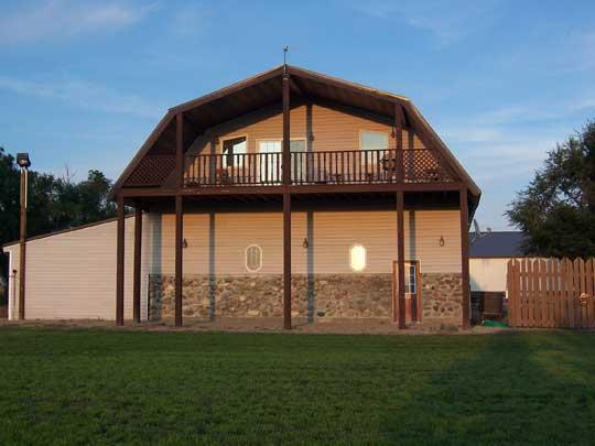 Rosewood Barn Website